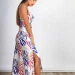 Vestido Estampado Colores
