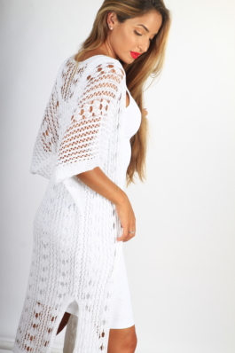 Kimono Croché