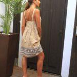 Vestido Lazo